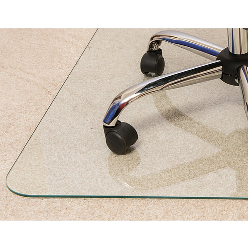 Performance Tempered Glass Chair Mat