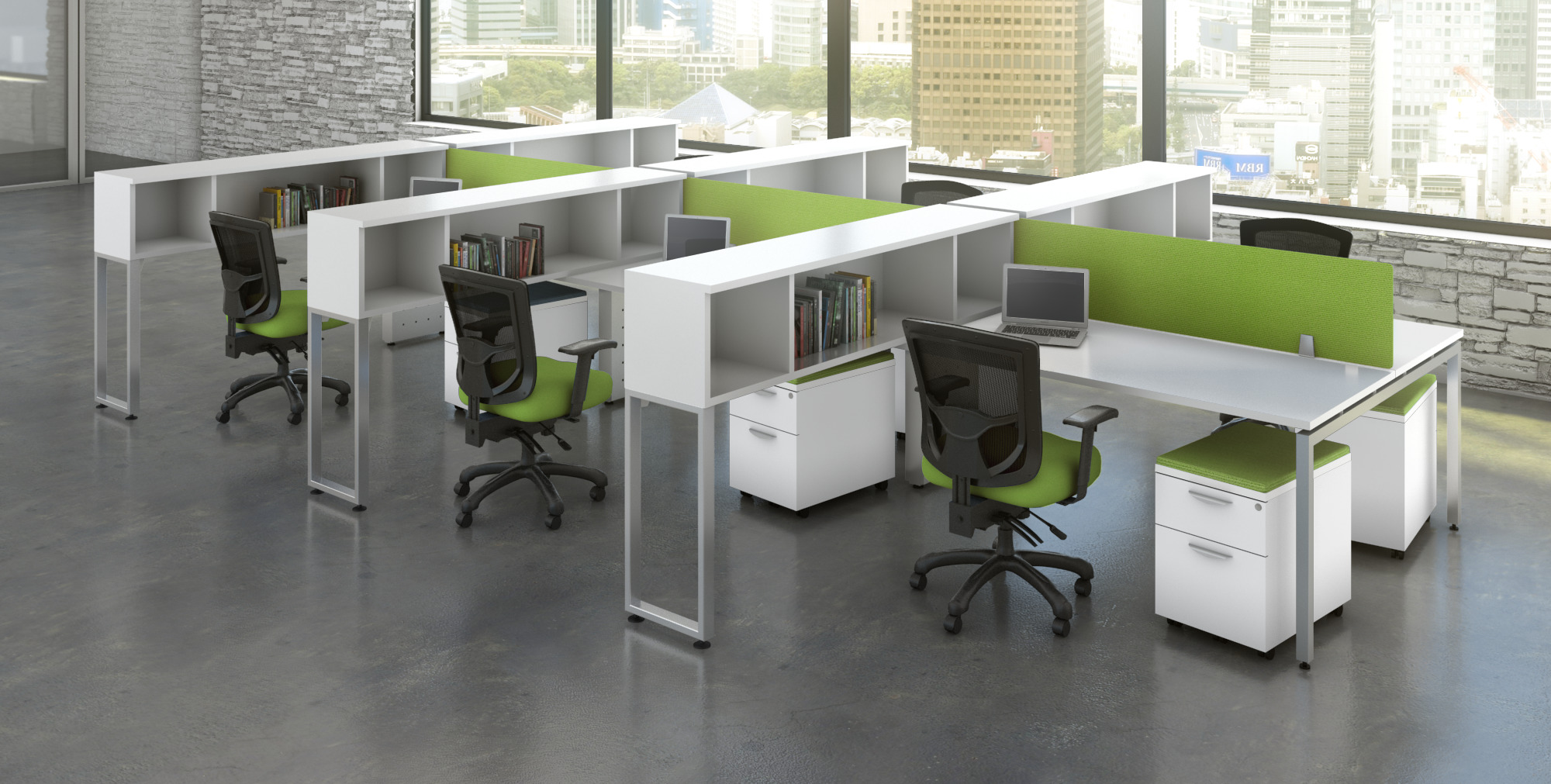 New Modern Workstation Solutions!