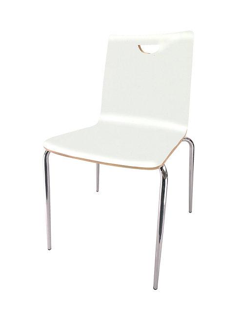Bleeker Street Wood Shell Chair
