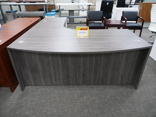 """72"""" x 84"""" Performance L-Shape Sale Desk"""