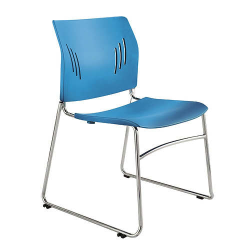Agenda Plus Sled Base Stack Chair