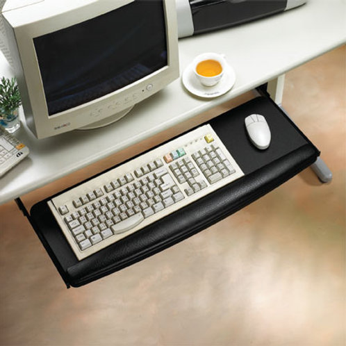 Premium Extra Wide keyboard Tray
