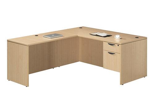 Classic L-Shape Desk