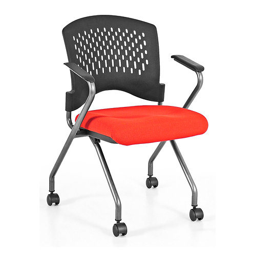 Agenda Nesting Guest Chair
