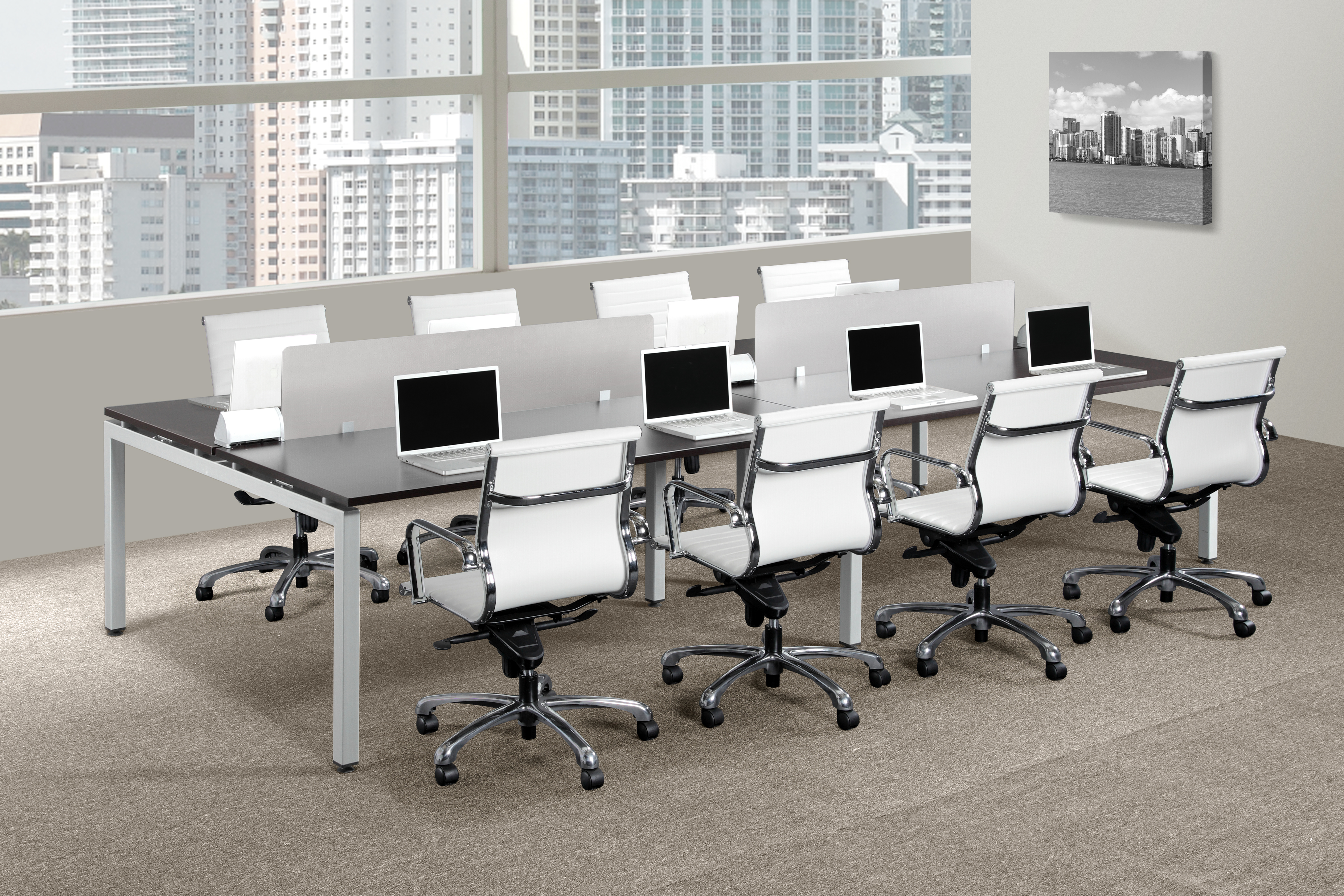 New Elements Desking Solution!