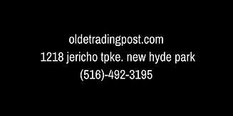 oldetradingpost.com 1218 jericho tpke. n