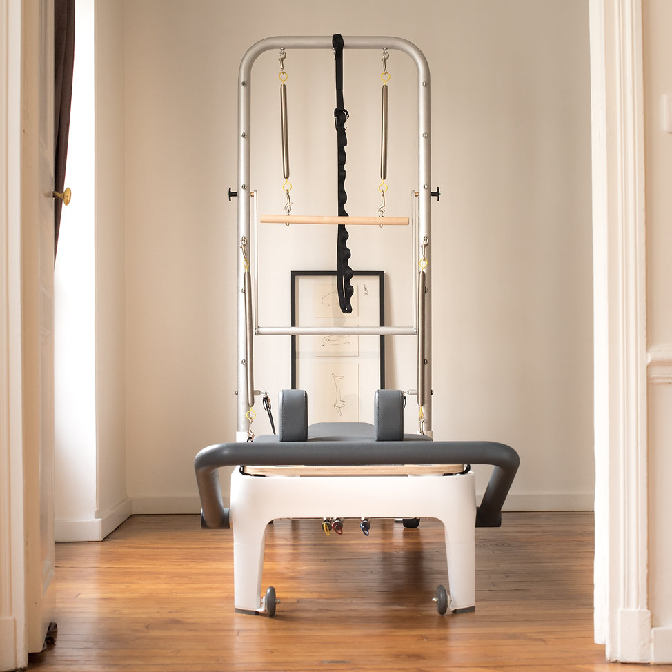 pilates reformer class in Paris private and small group classes