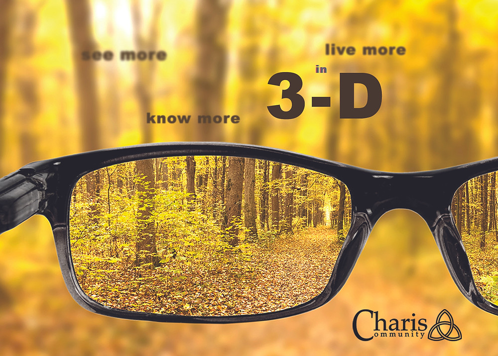 Charis Community 3D Mission Event