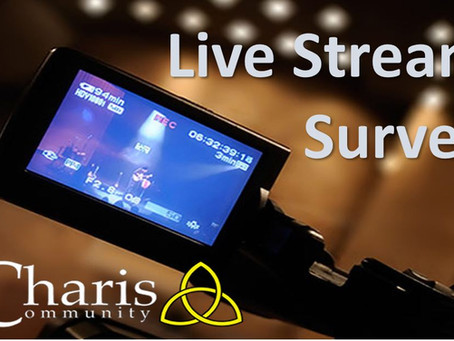 The LiveStream Feedback Survey