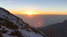 Journey to Uhuru Peak
