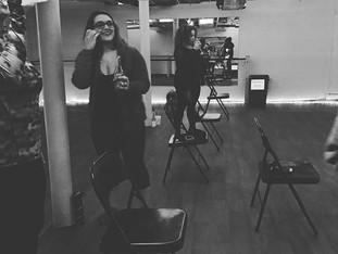 Chair Burlesque