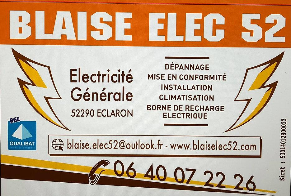 blaise elec 52 installation et rénovation électrique