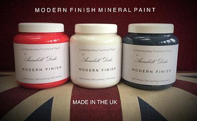 500ml Annabell Duke Modern Finish Mineral Paint