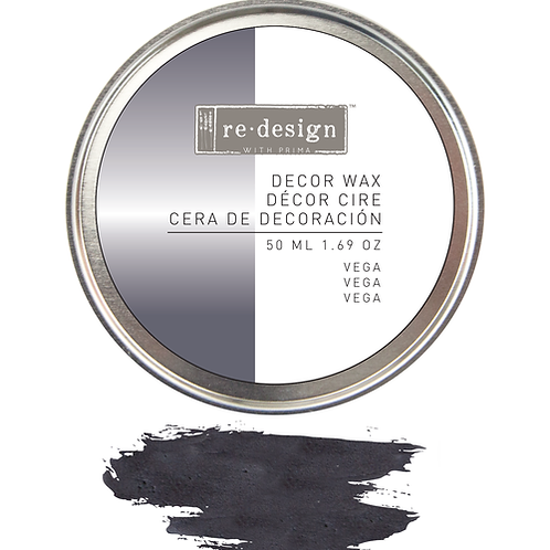 Vega decor wax