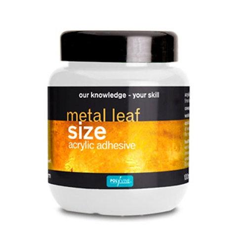 Metal leaf size 100ml
