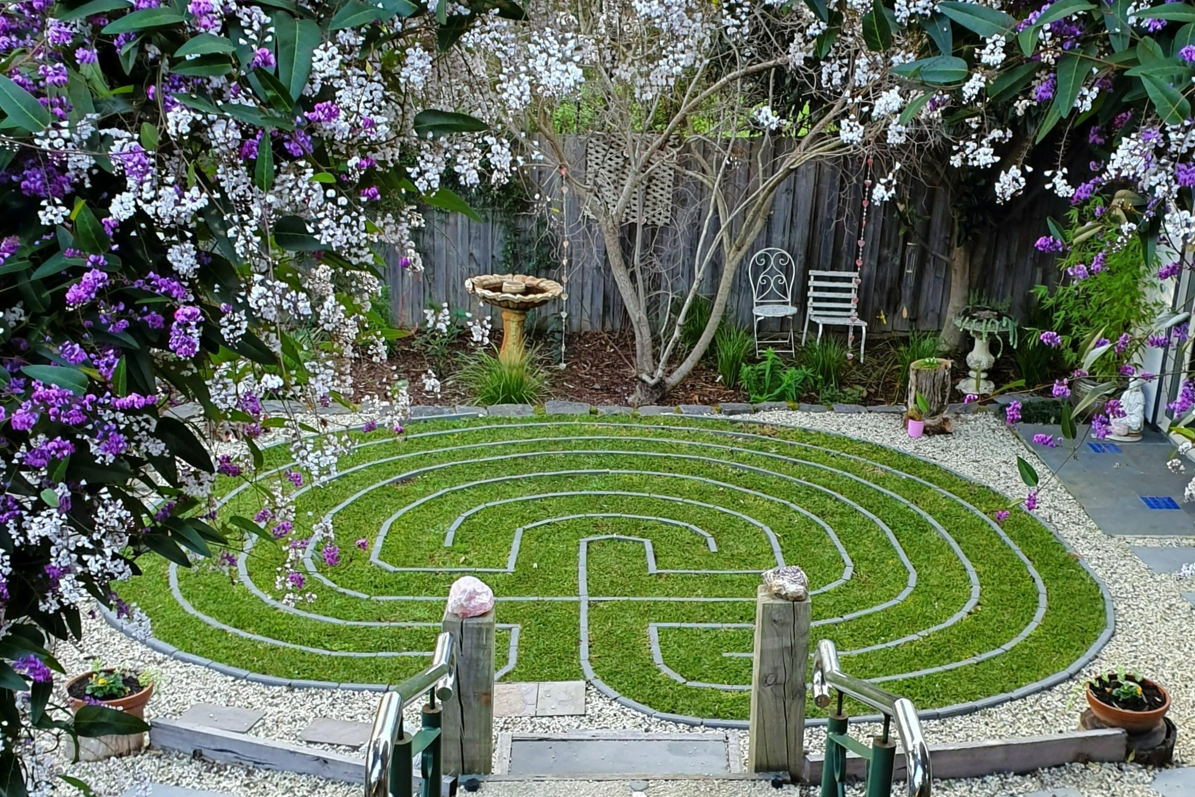 Labyrinth Ritual