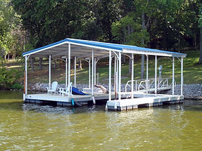 Portside Marine residential dock builder