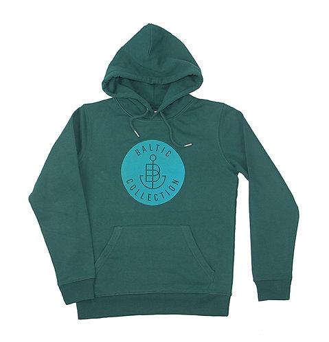 "Hoodie unisex ""Logo Ozean"" Kiefer"