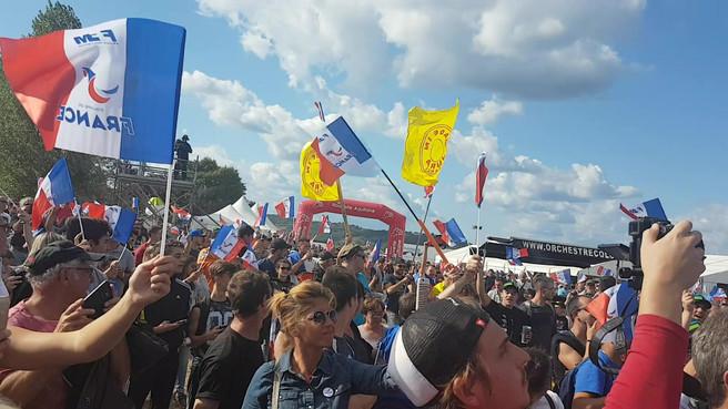 ISDE 2017 Victoire