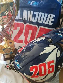 Champion du Monde ISDE : trophées
