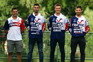 ISDE 2017 - Équipe de France Junior