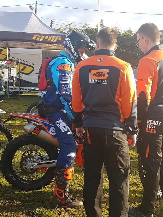 KTM Racing - Privas