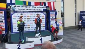 Champion d'Europe Junior E2/3