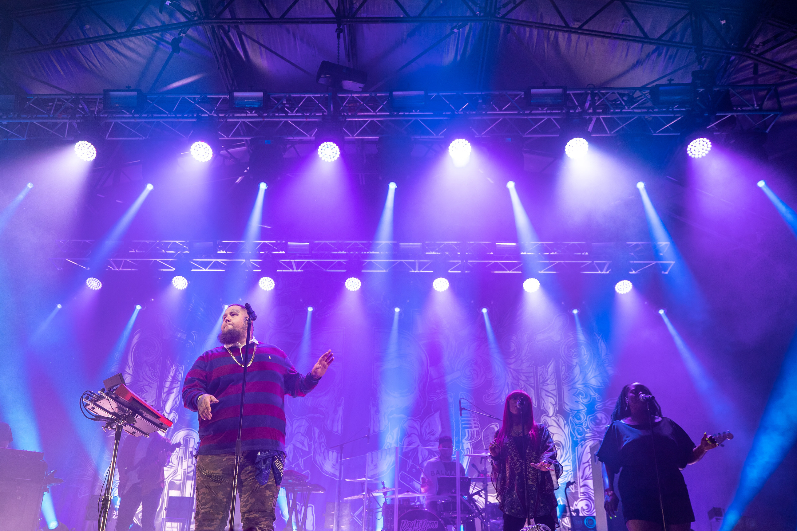 rag'n'bone man - Standon Calling