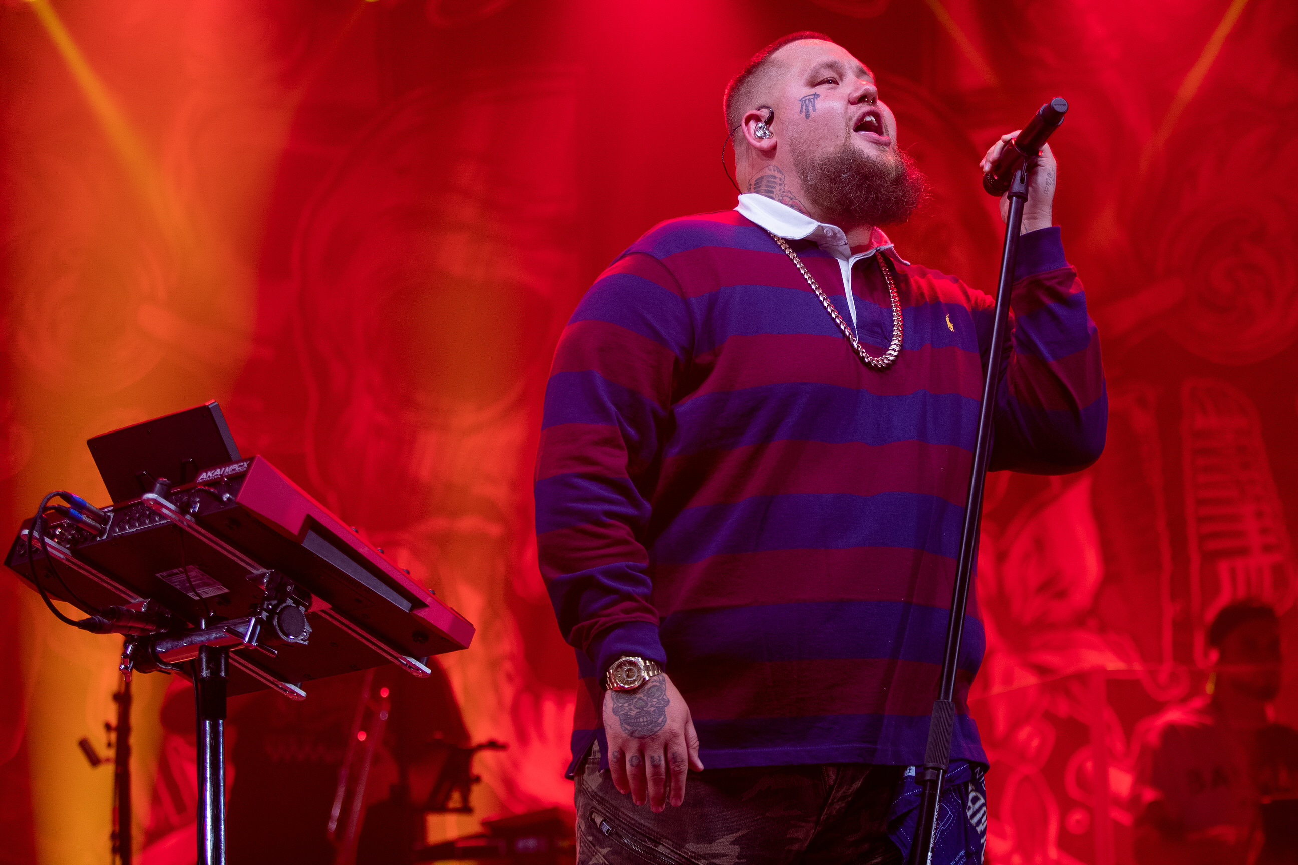 rag'n'bone man-Standon Calling