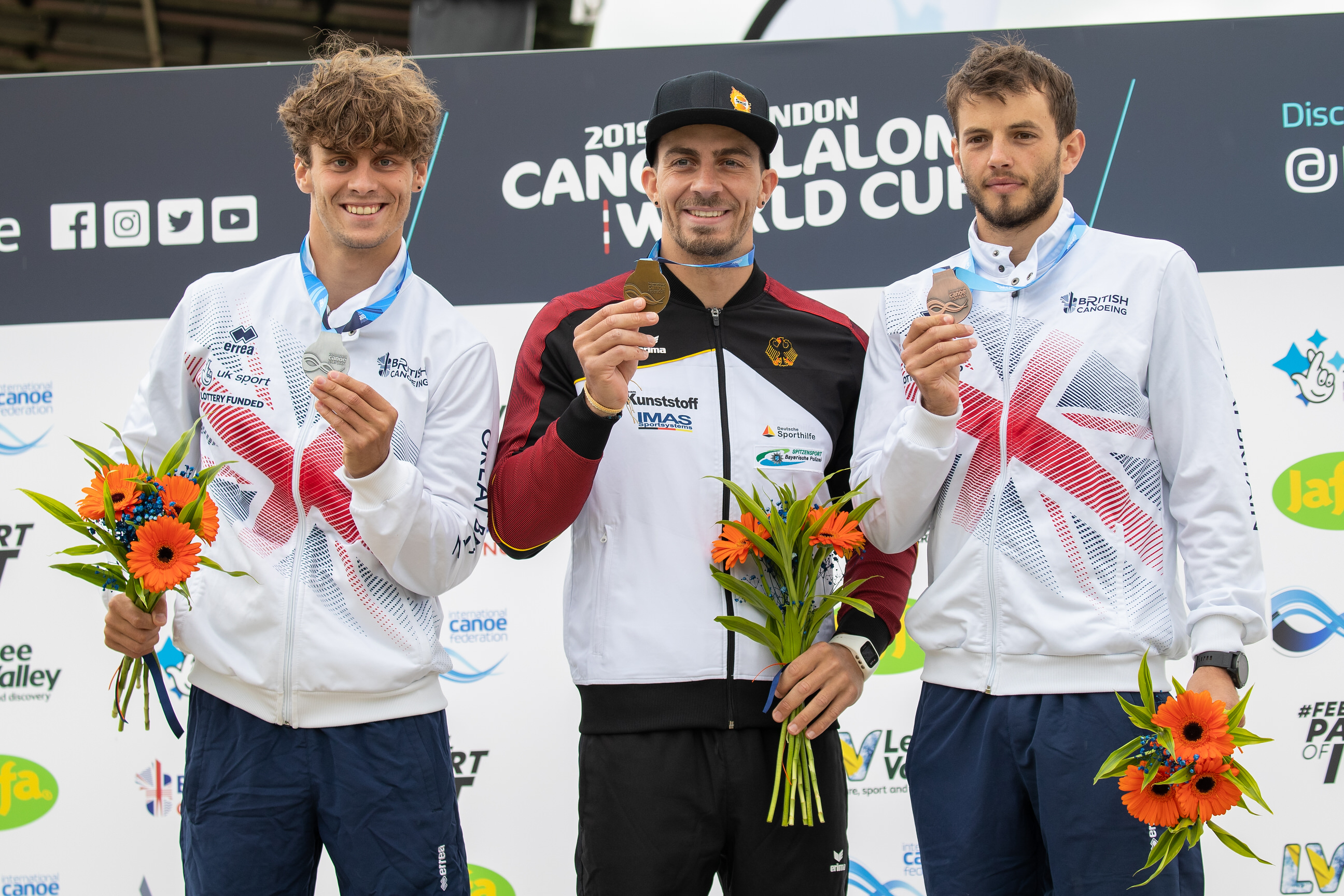 London Canoe Slalom World Cup