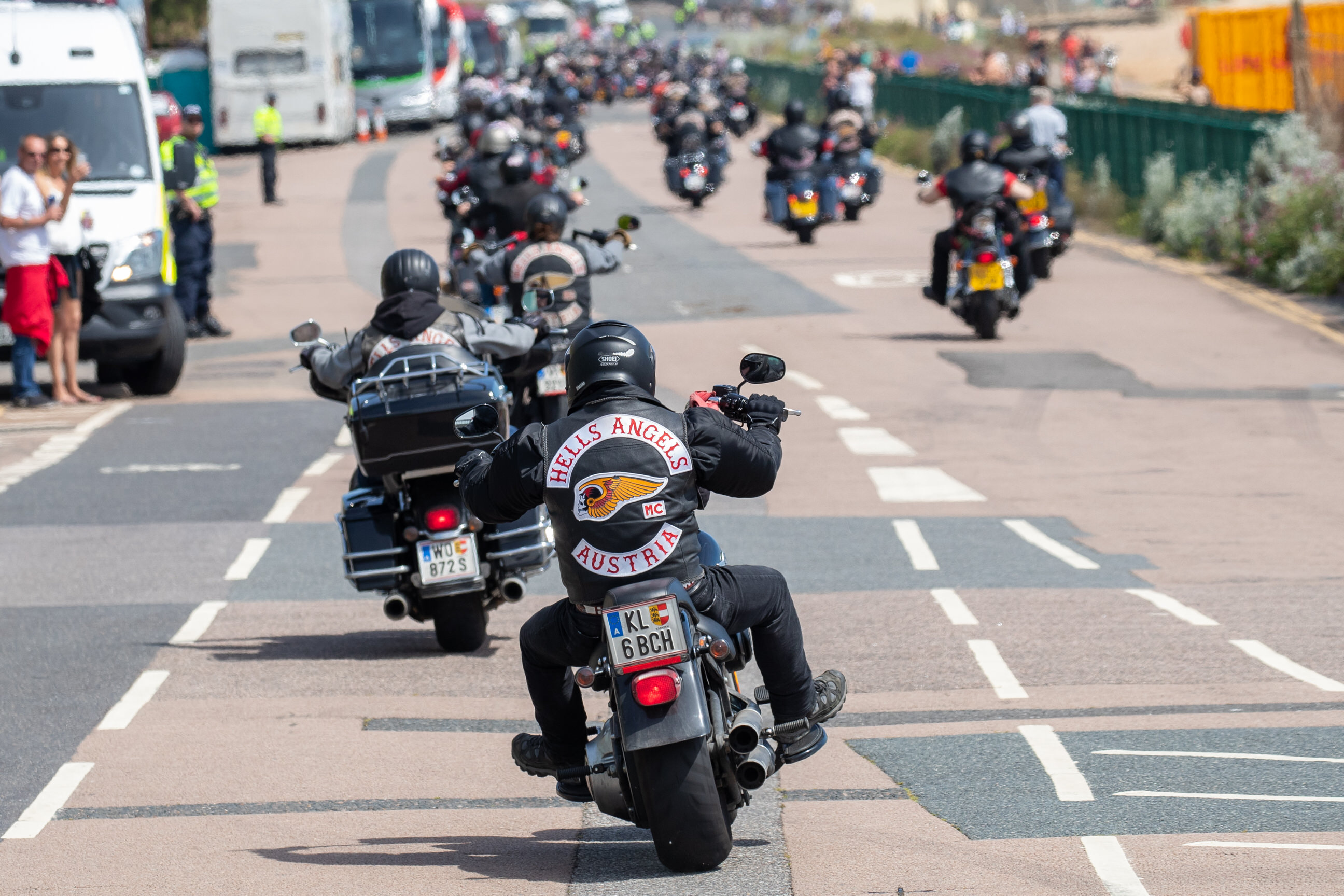 Hells Angels Euro Run