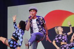 Pharrell Williams Glastonbury 2015