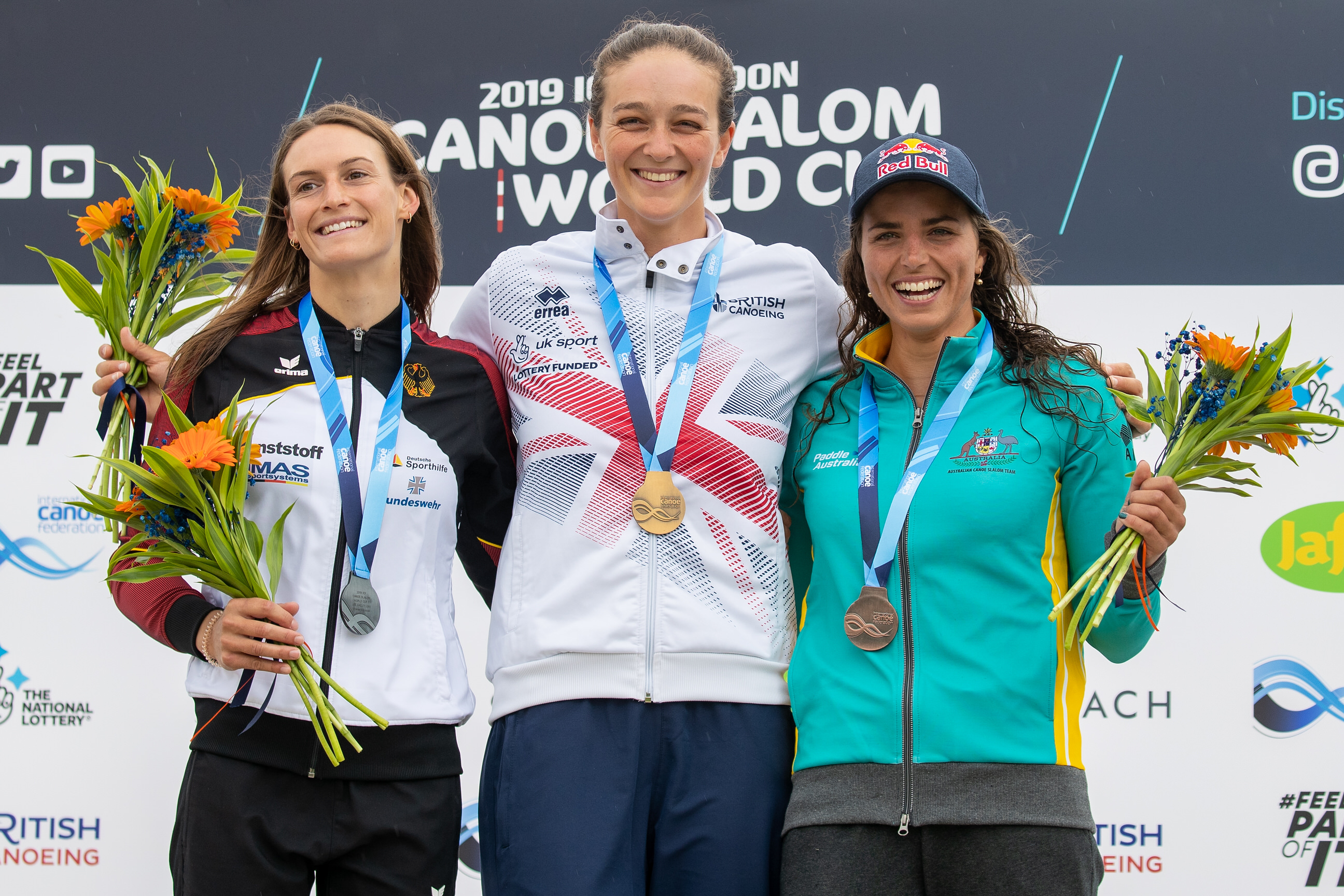 London Canoe Slalom World Cup