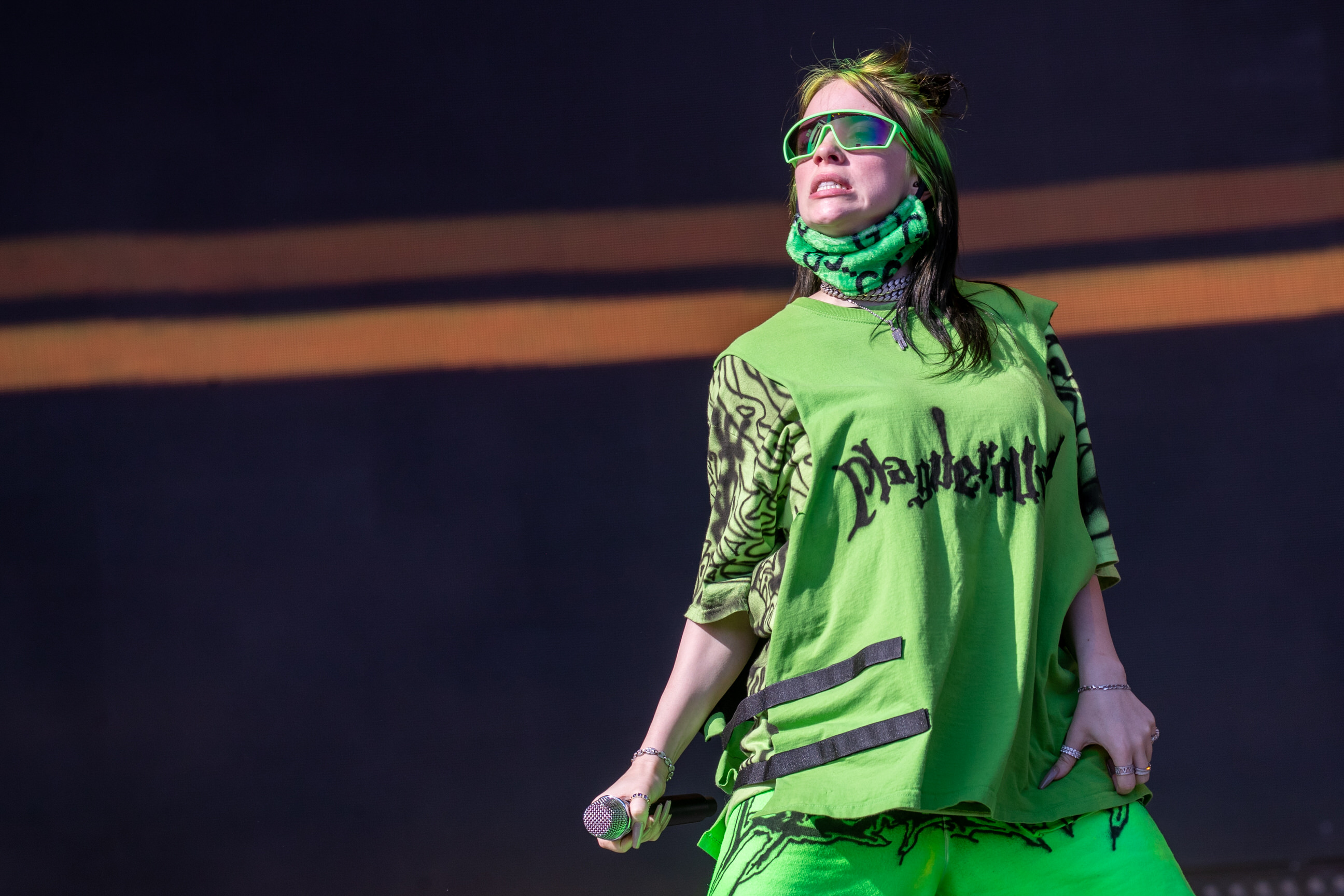 Billie Eilish-Leeds