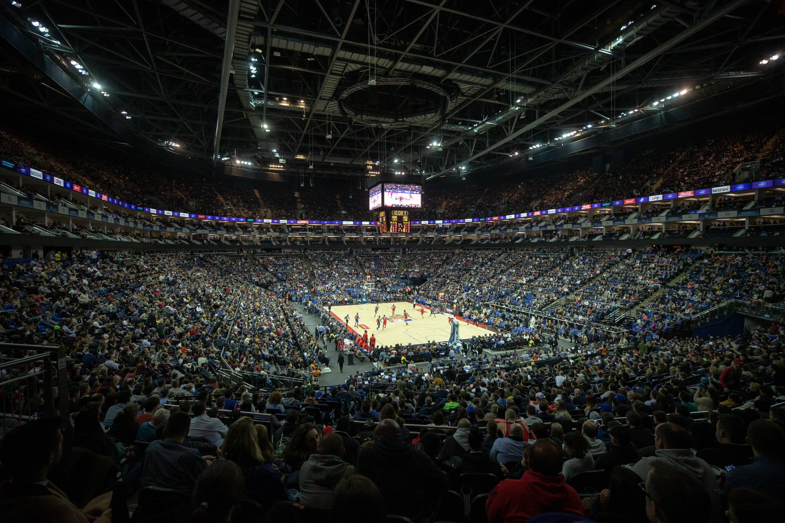 NBA London game