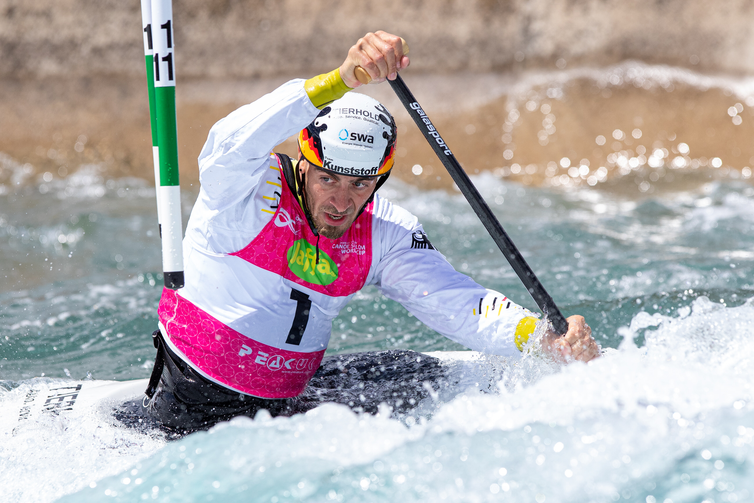 Sideris Tasiadis London Canoe Slalom