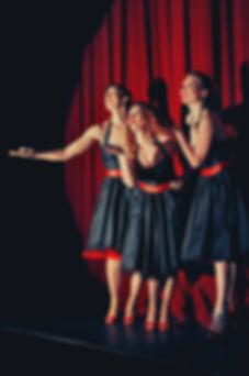 """Les """"Mademoiselles"""" - Groupe musique swing et rétro"""
