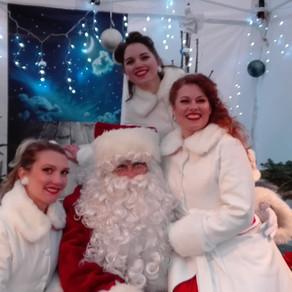 Christmas Mademoiselles - Marché de Noël de Bessières