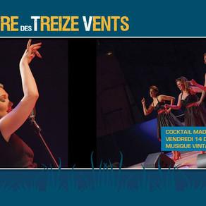 Concert des Mademoiselles - Villeneuve sur Lot 14 Décembre 2018