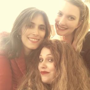 Avec les Puppini Sisters!