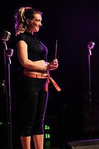 chanteuse swing