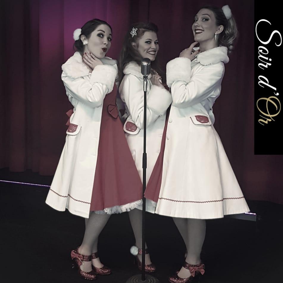 Carol Song - Spectacle de Noël