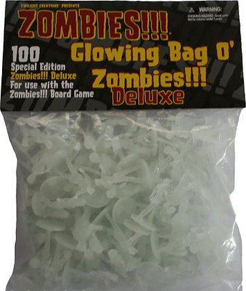 Glowing Bag O'Zombies Deluxe