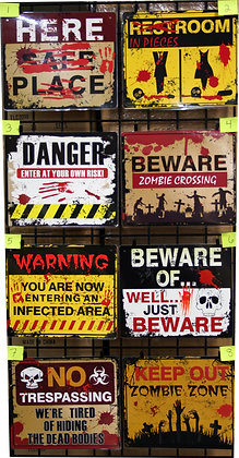 Horror Signs
