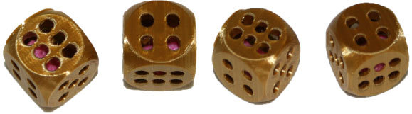 Dice with Brains