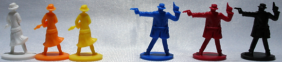 Cthulhu Player Figures