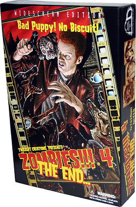 Zombies!!! 4 - The End - Contents Only