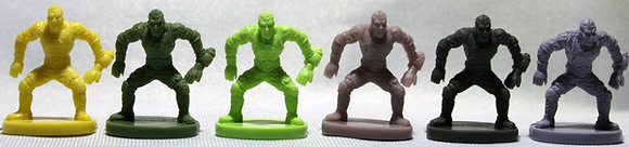 Zombie Wrestler
