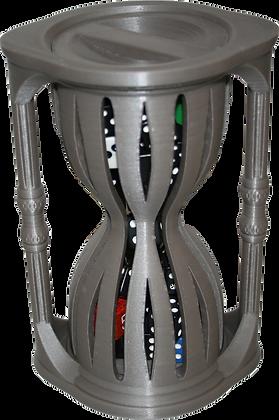 Dice Holder - Hourglass