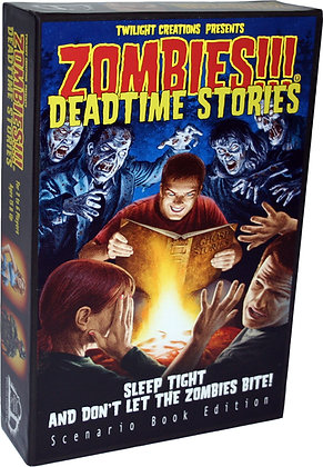 Zombies!!! - Deadtime Stories - Contents Only